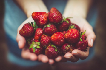 Strawberries - Frozen