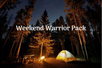 Weekend Warrior Pack