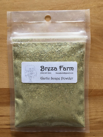 Garlic Scape Powder