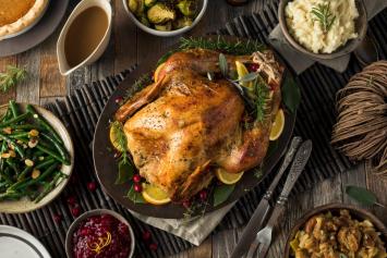 Whole Pastured Turkey