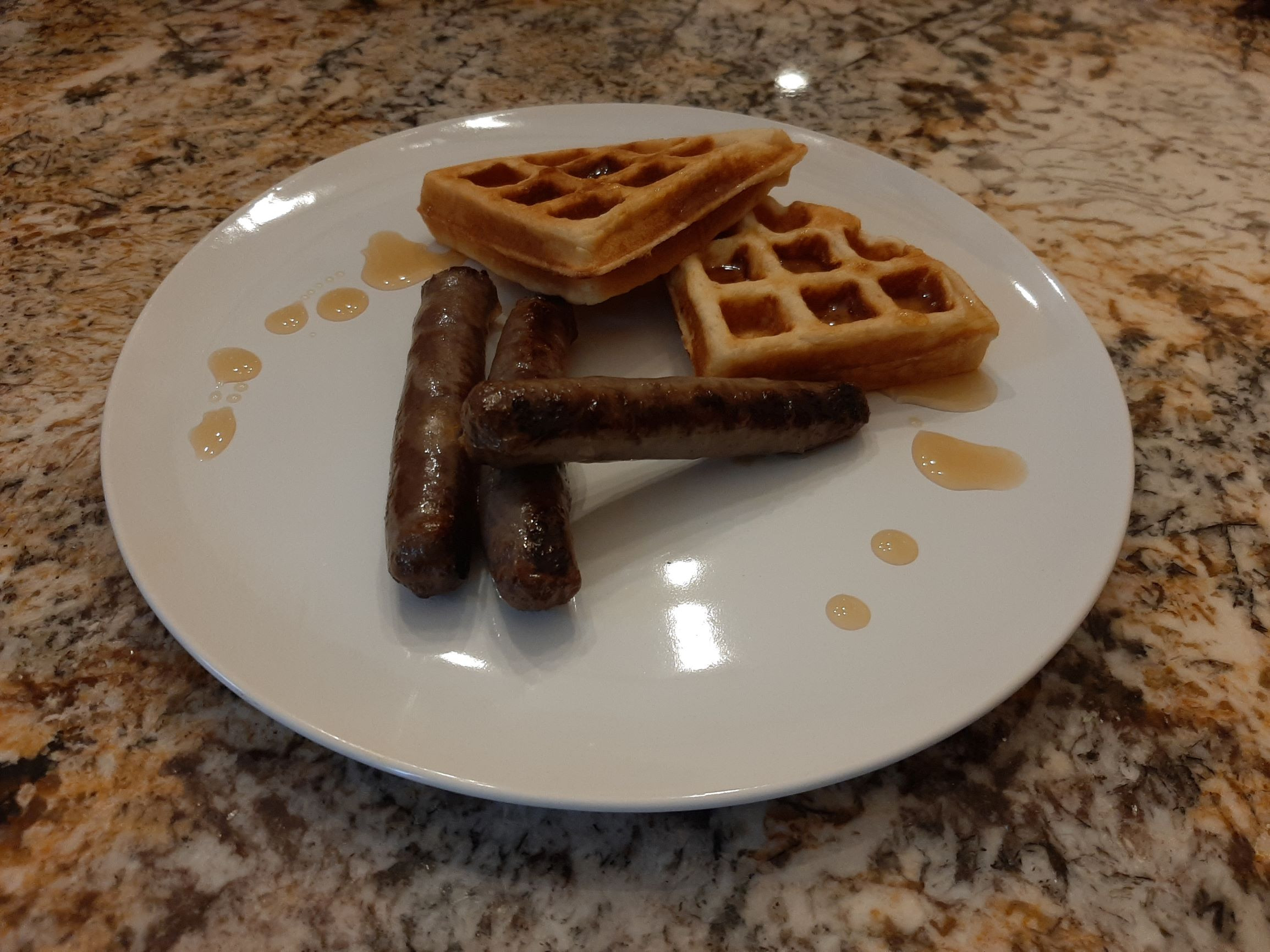 Maple Breakfast Sausage Links