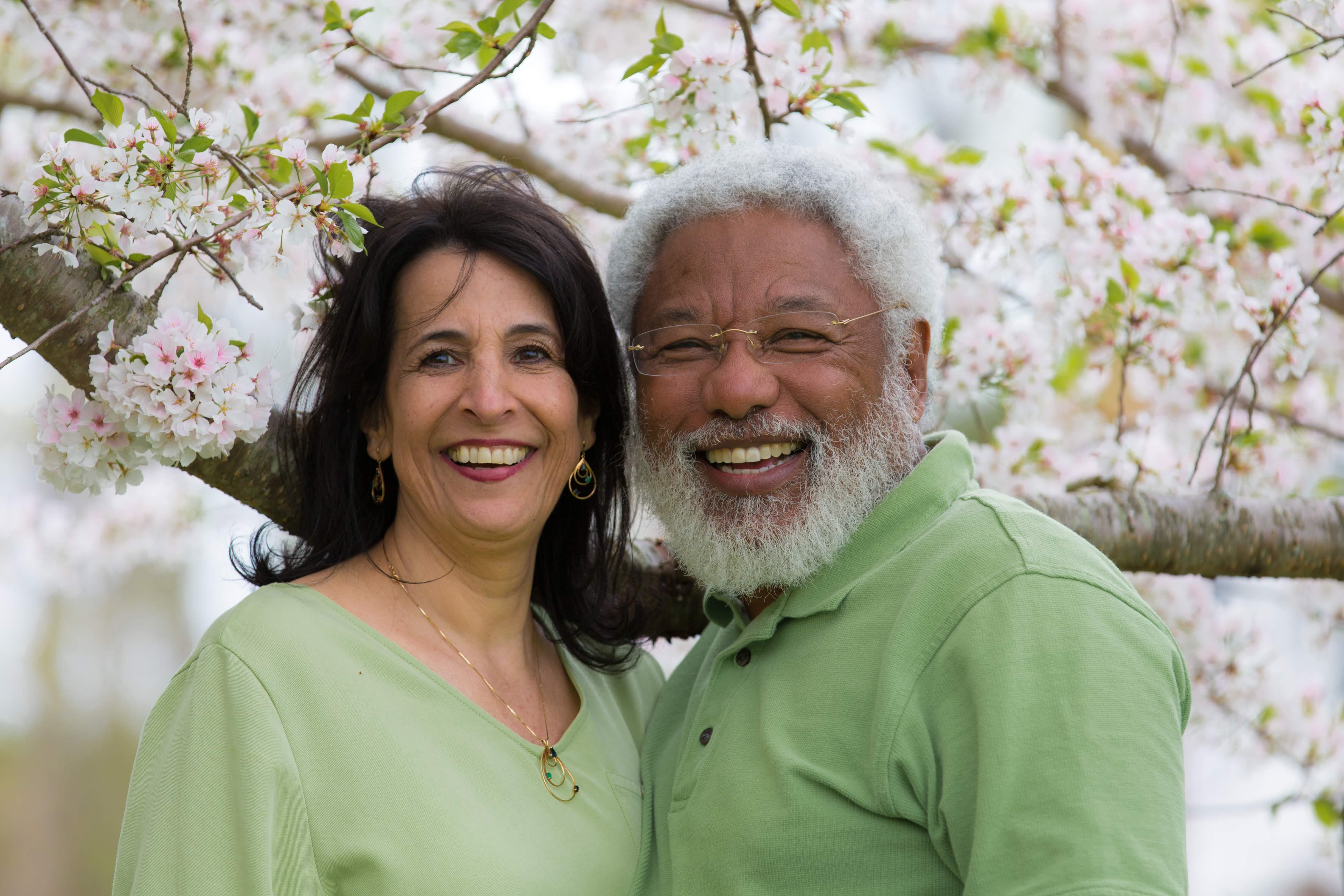 John and Chantal Brooks