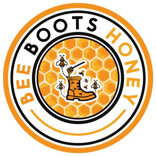 Bee Boots Honey
