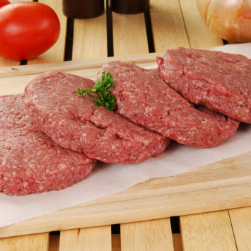 Ground Beef Patties