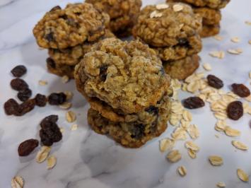 Oatmeal Raisin Dream Cookies
