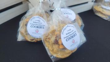 Small Batch Cookies - Butterscotch Pretzel Chocolate Chip