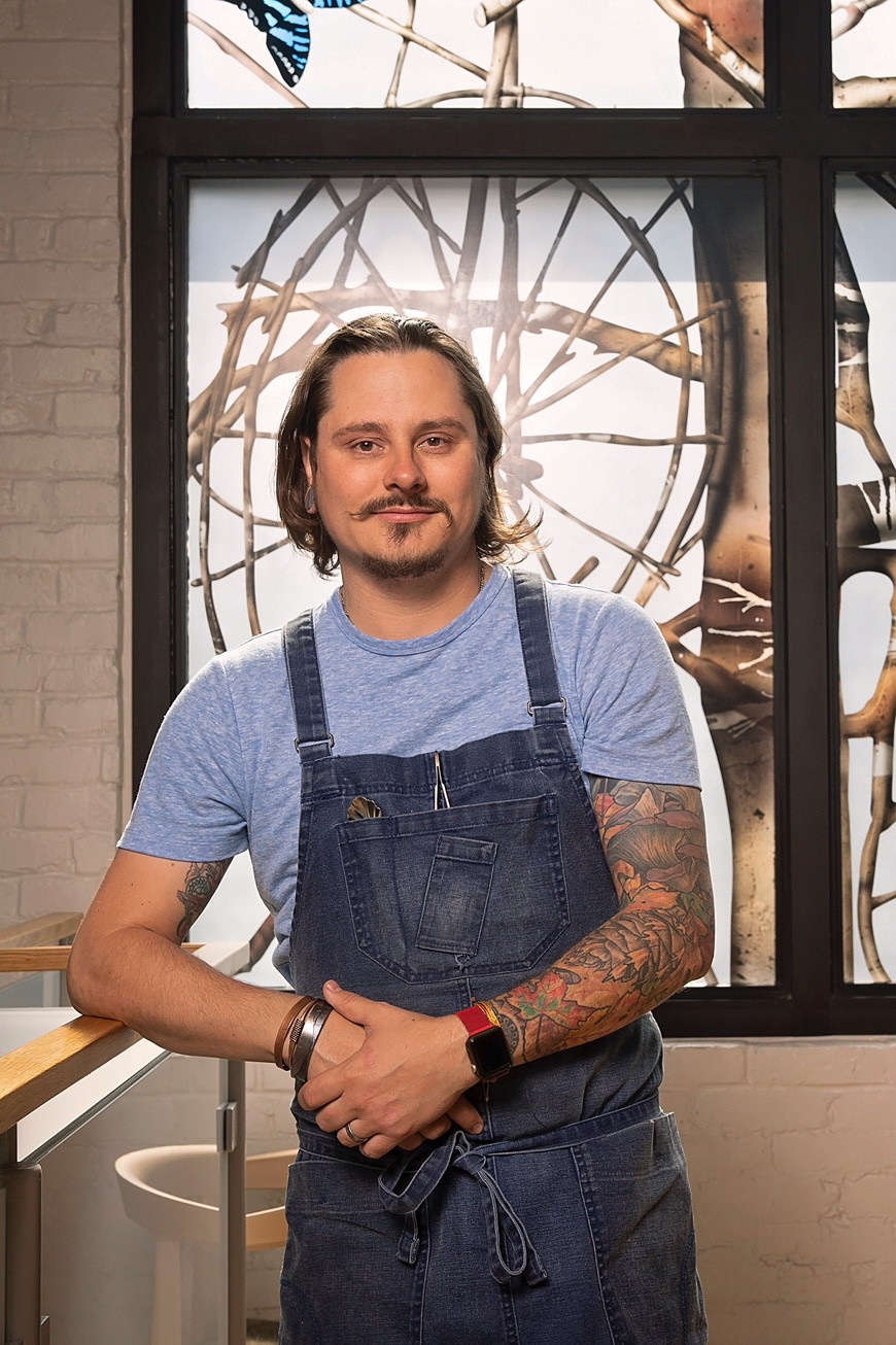 Chef Matt Cooper - The Preacher's Son (Bentonville, AR)