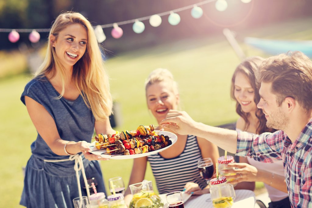 Top 10 Tips for a Healthier BBQ