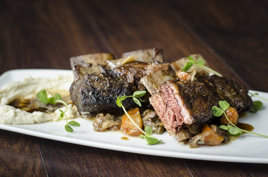 Adena Farms Braised Short Ribs