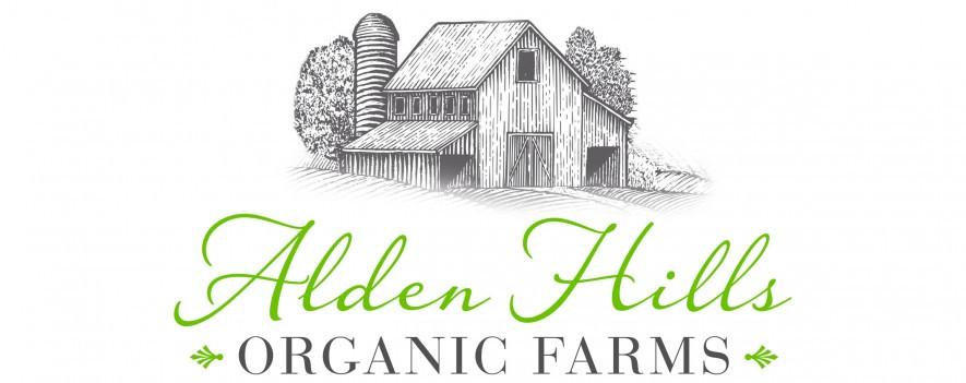 Alden Hills Organic Farms Logo