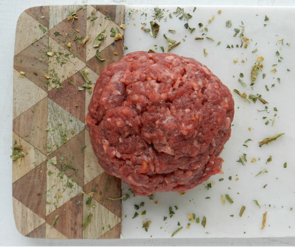 Ground Beef - 1 lb