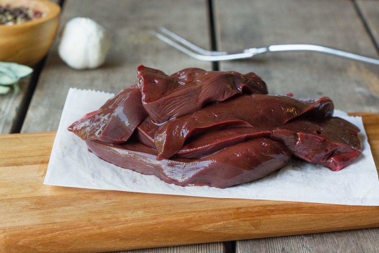 Bison Liver
