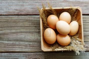 Dozen Medium Eggs
