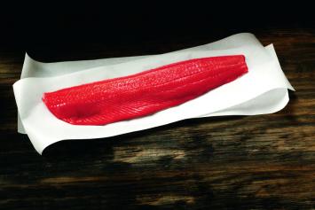 Wild Alaskan Sockeye Salmon Fillet