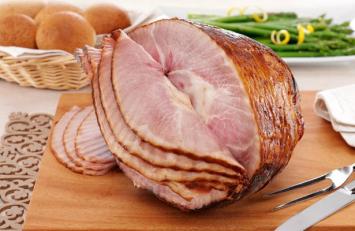 Bone-In Holiday Ham