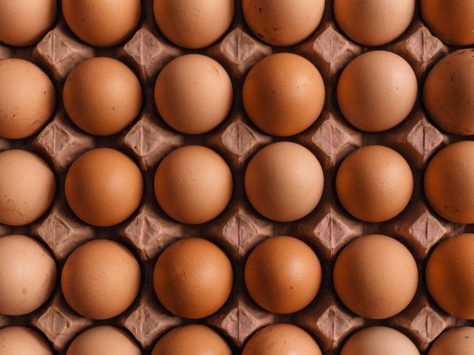 2.5 Dozen Ungraded Eggs