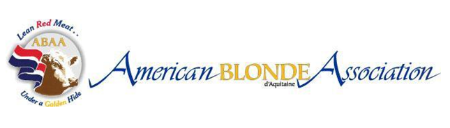 American Blonde d'Aquitaine Association Logo