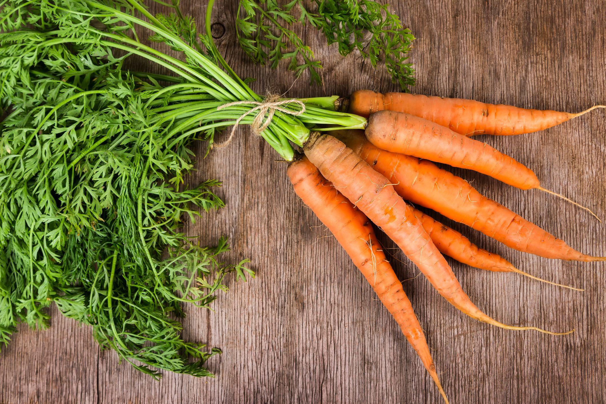 Bunch Carrots