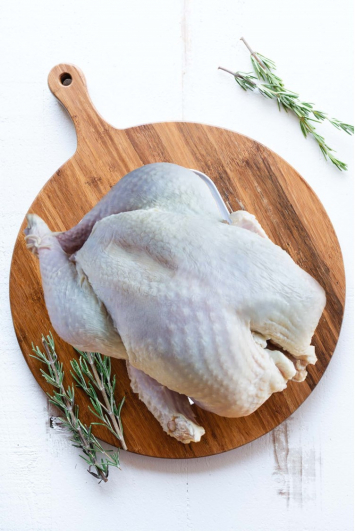 Grass Raised Turkey