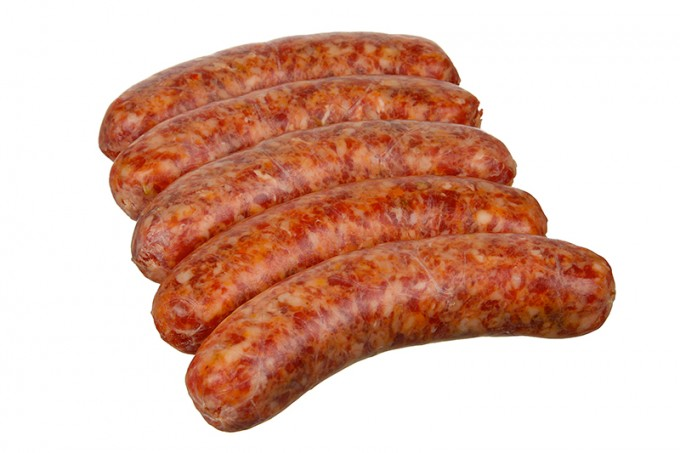 Bratwurst - Smoked