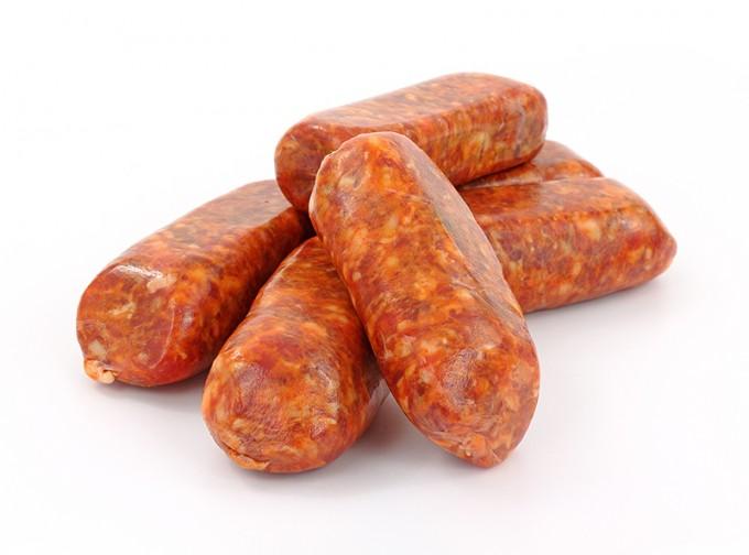 Italian Sausage - Hot - Links