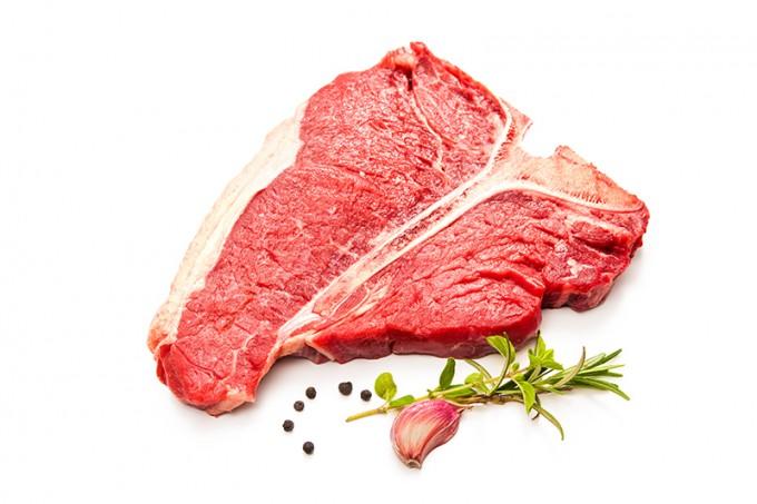 16 oz. T-Bone Steaks - Grass Fed