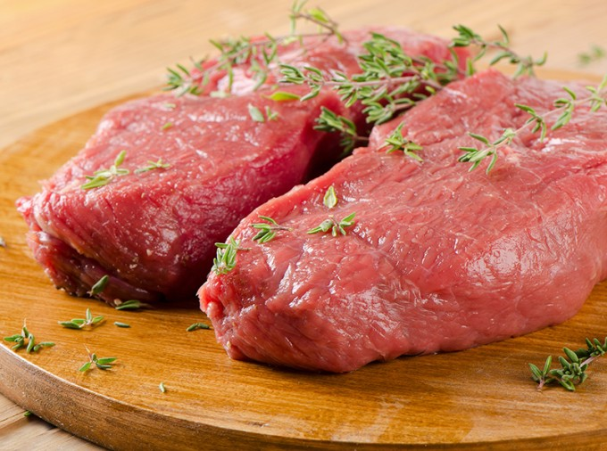 8 oz. Tenderloin Steaks - Grass Fed