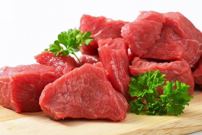 Stew Meat - Grain Fed