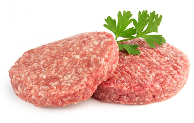 Hamburger Patties (3) - Grass Fed