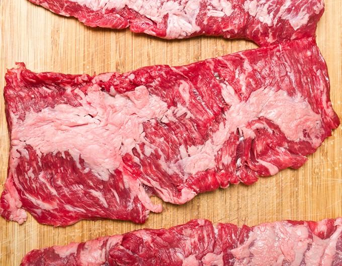 16 oz. Skirt Steak - Grass Fed