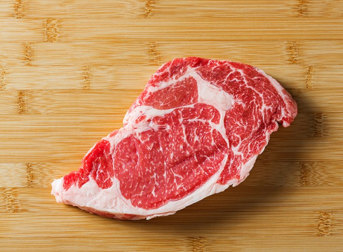 10 oz. Rib Eye Steaks - Grass Fed