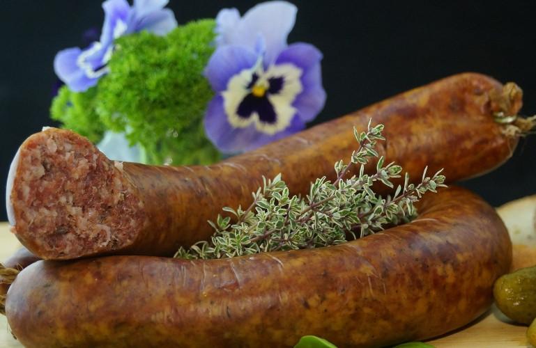 Sweet Italian Rope Sausage