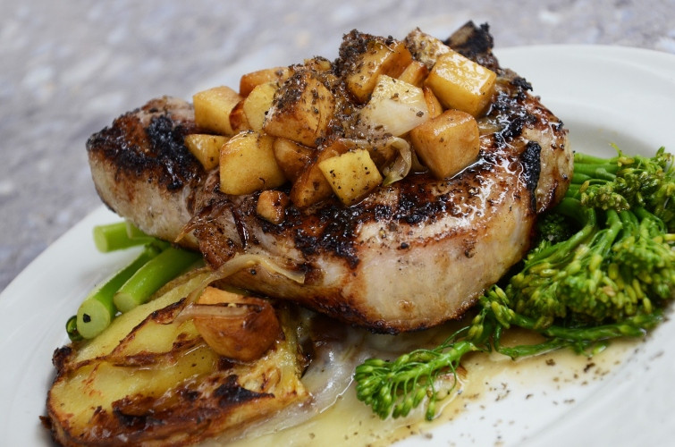 Boneless Pork Chops (2pk)