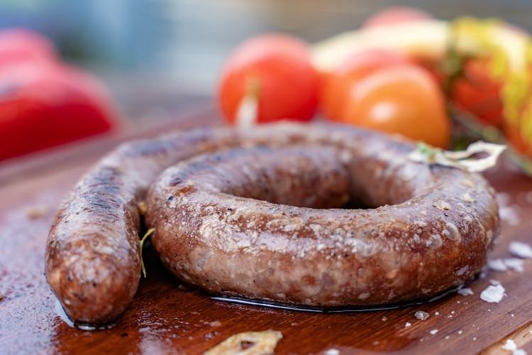 Hot Italian Rope Sausage