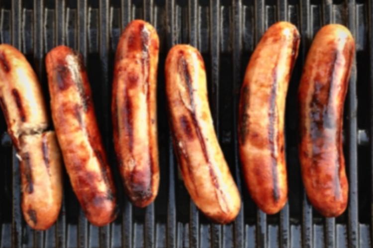 Hot Dogs Pork & Beef