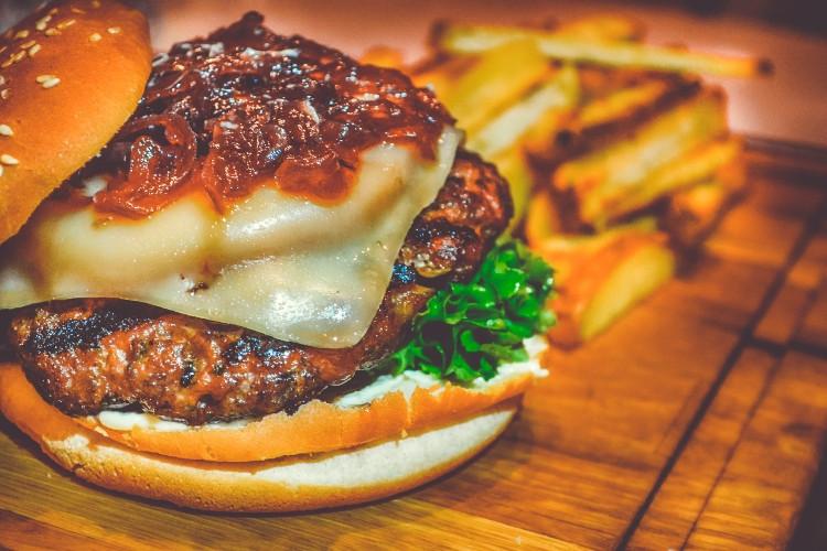 Bacon Burger Patties (4pk)