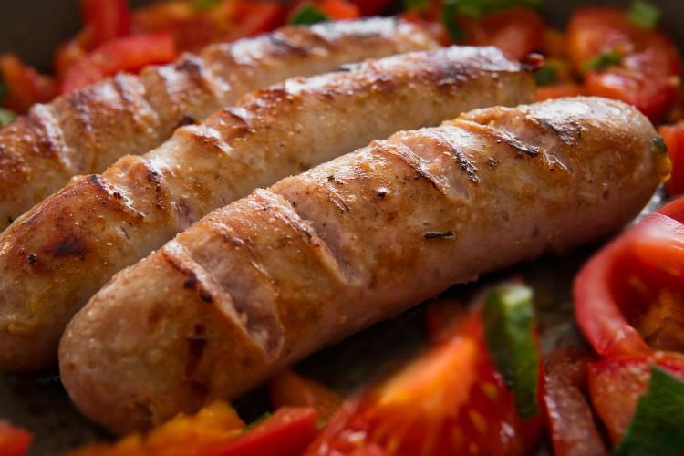 Honey Chipotle Chicken Sausage