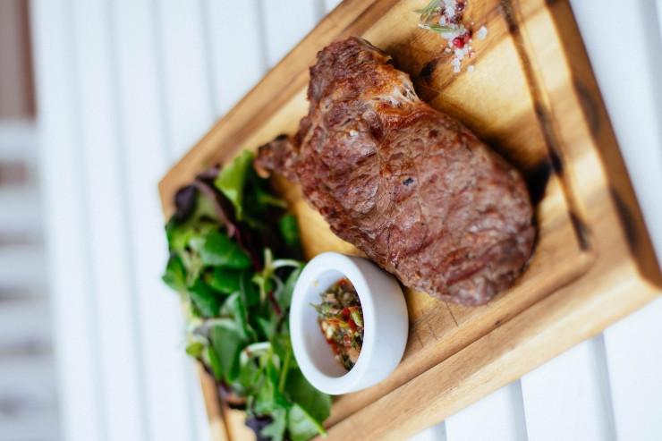 Denver Strip Steak
