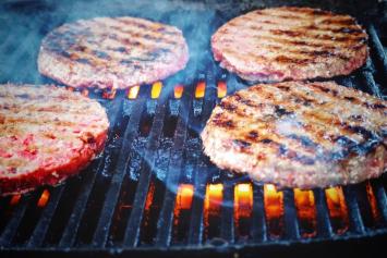 1/4lb Grass-fed Beef  Patties (4pk)