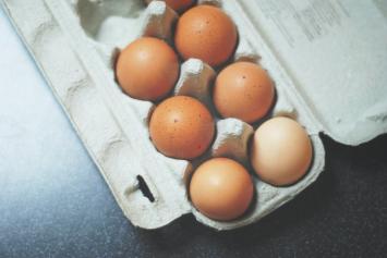 15 Dozen Eggs in Cartons