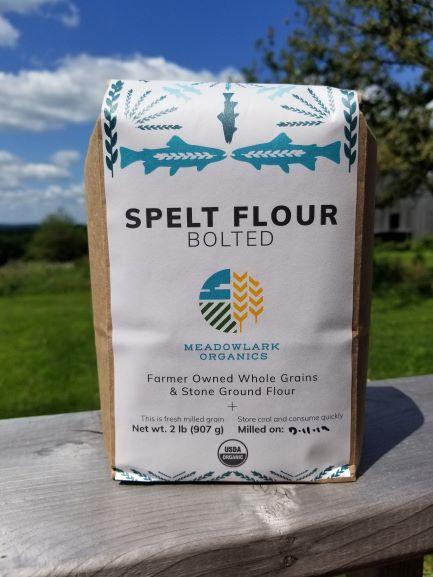Spelt Flour, Bolted