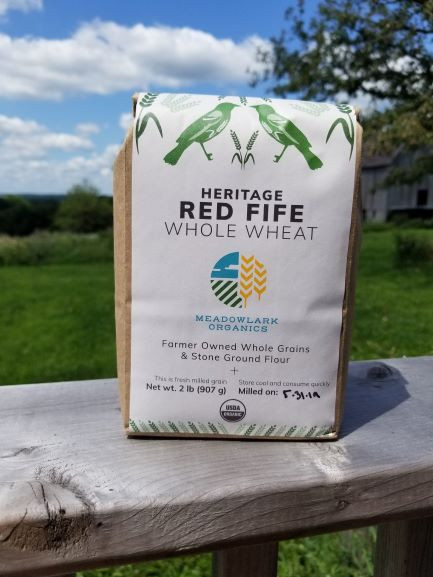 Red Fife Whole Wheat Flour