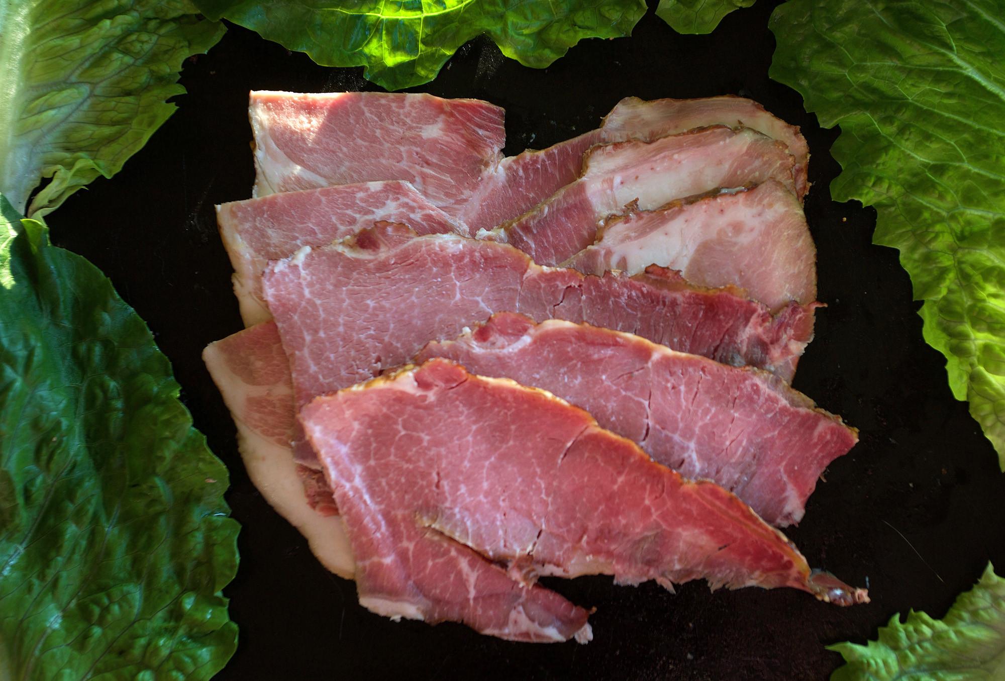 Hickory Smoked Ham Bits