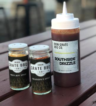 Iron Grate BBQ's Grandpa's Spice