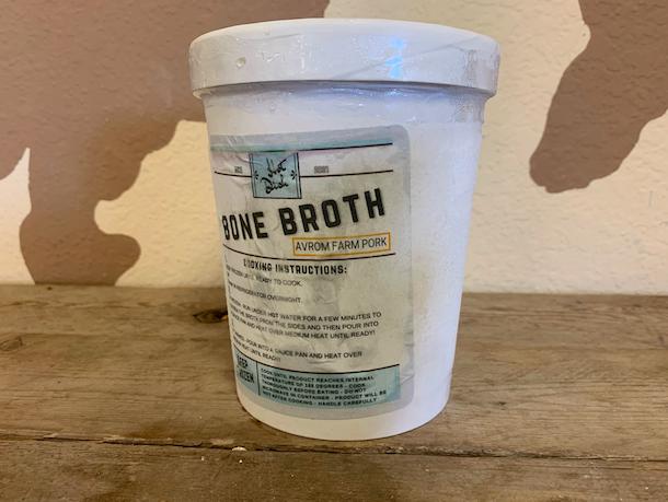 Pork Bone Broth