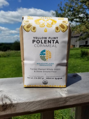 Yellow Flint Polenta