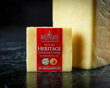 Mild Heritage White Cheddar (1 lb)