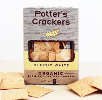 Classic White Crackers