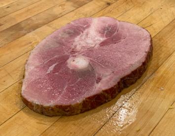 Smoked Ham Steak