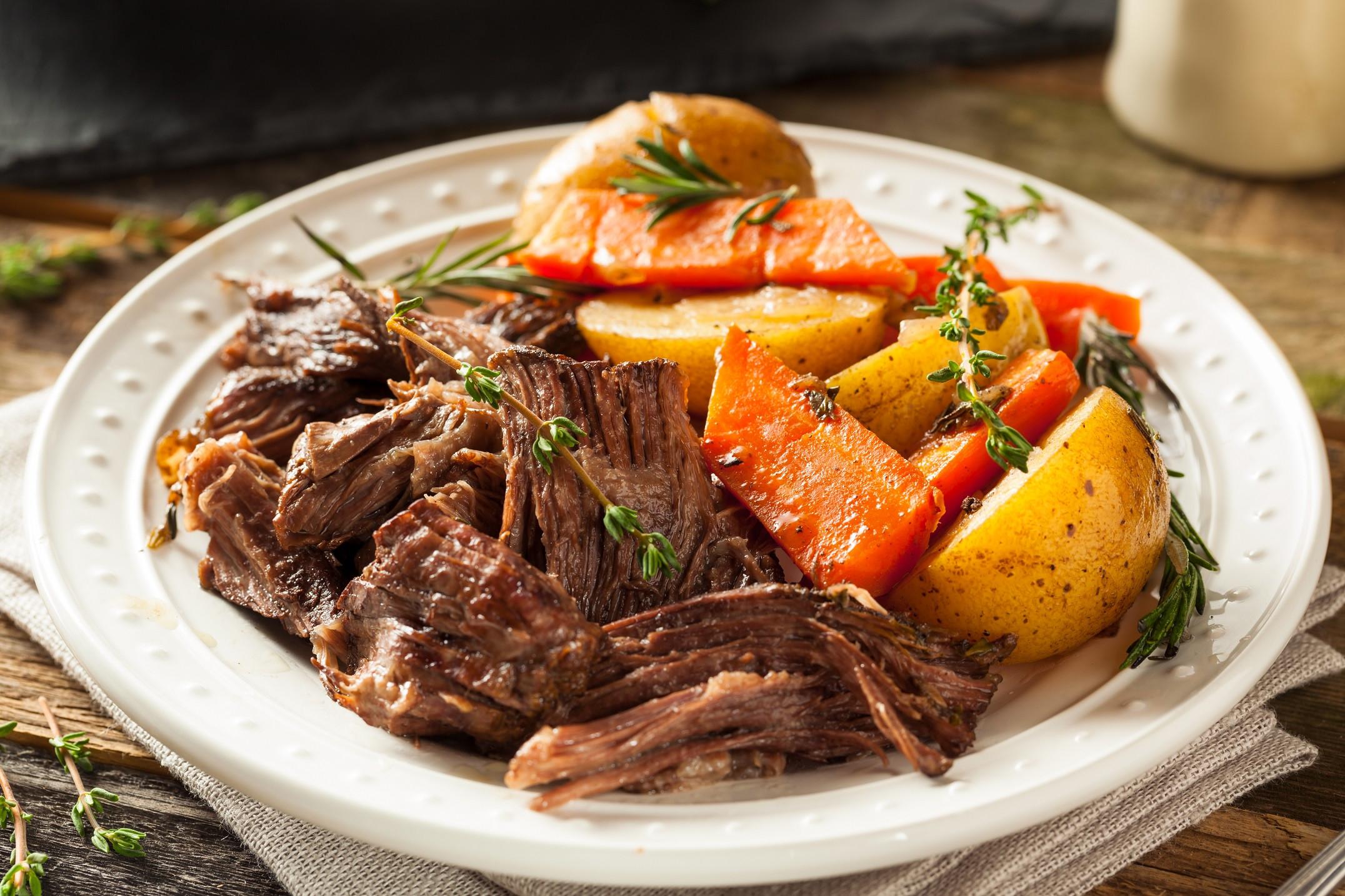 Favorite Beef Pot Roast